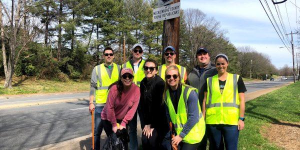 Roadside Clean up Feb. 2020